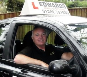Your driving instructor in Bournemouth, Steve Edwards
